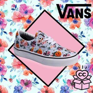 🌸 Hot Find! Vans Garden Floral Era (Lil' Kids) 🌸